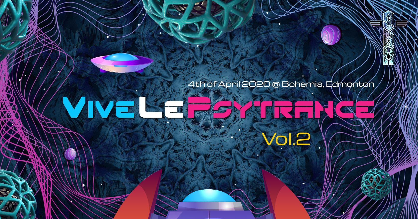 Vive Le Psytrance!