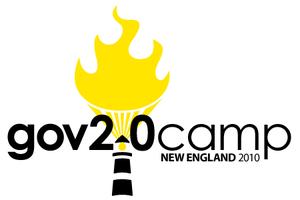 Gov 2.0 Camp New England