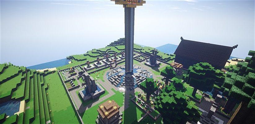ABGESAGT Minecraft: Stadt der Zukunft 22.04.20 bis 10.06.20