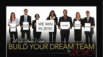 Write your Vision - Build your Dream Team in 2010