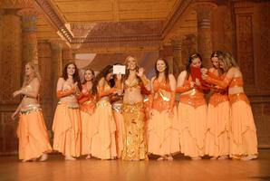 Annual Middle Eastern Troupe Competition for 2011,...