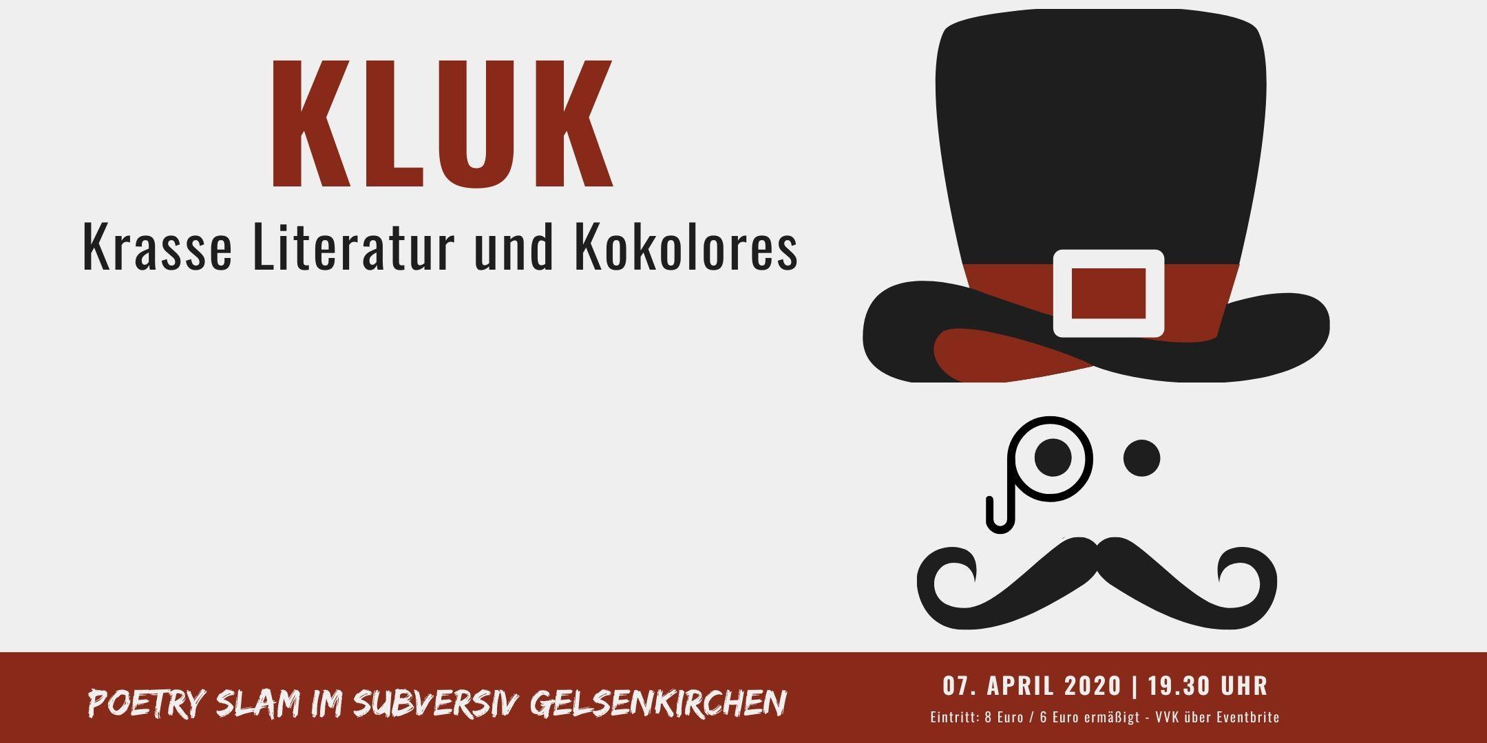 KLUK - der Poetry Slam im Subversiv Gelsenkirchen - E02