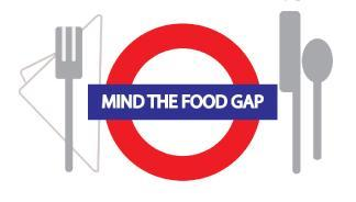 Mind the (Food) Gap