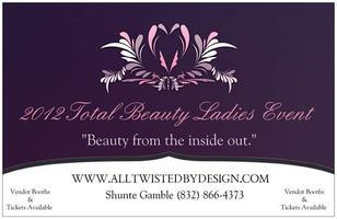 2nd Annual Total Beauty Ladies Event