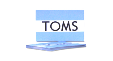The TOMS Shoes Story with Blake Mycoskie