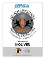Squash Revolution National Capital Open presented by Ol...