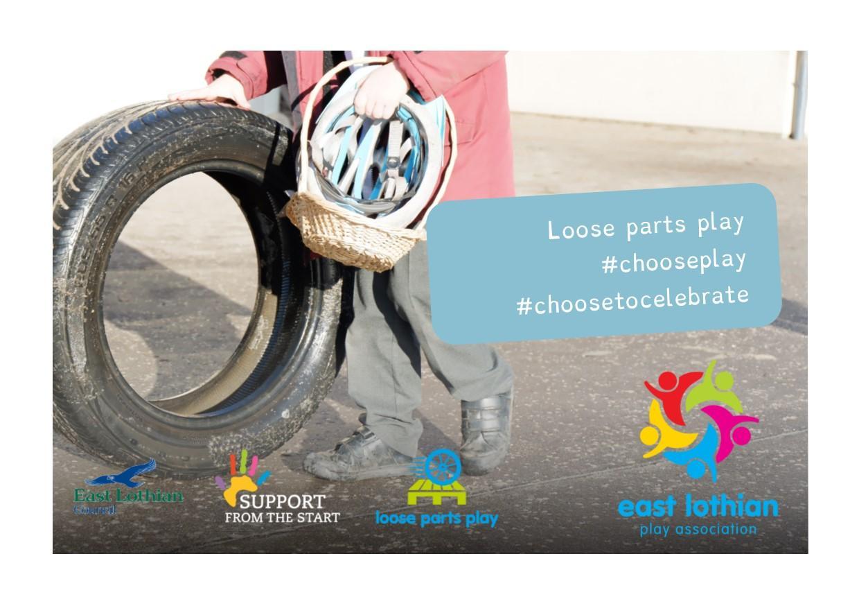 loose parts play #chooseplay #choosetocelebrate