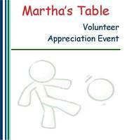 Martha's Table Volunteer Appreciation Day