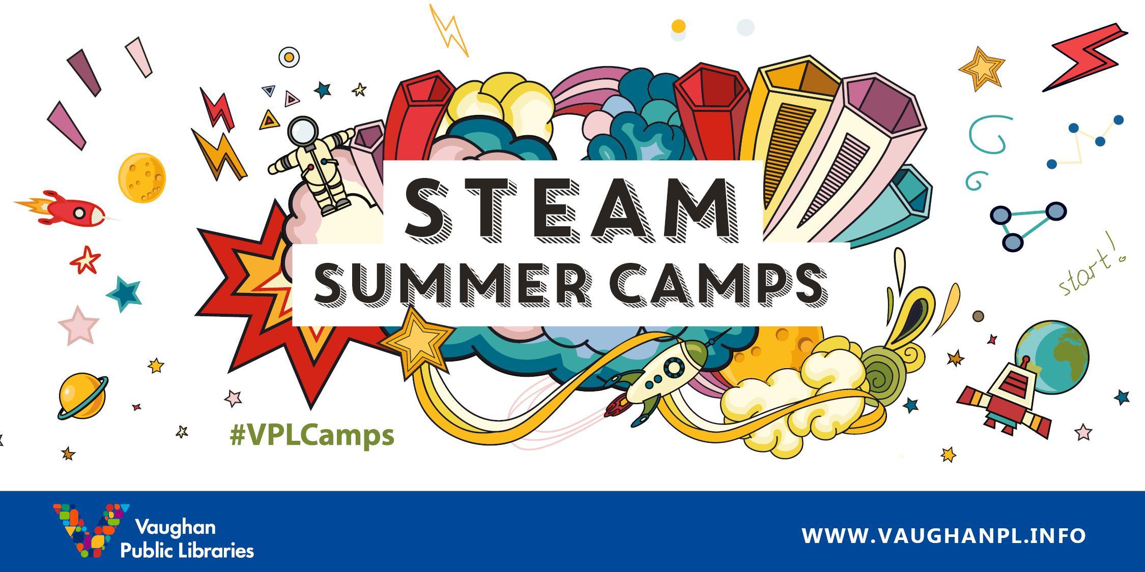 STEAM Summer Camp: Animation