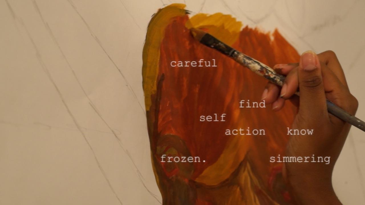 STAY TUNED- delicate hold- Jane Jerardi