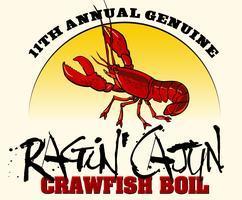 11th Annual Ragin' Cajun Crawfish Boil