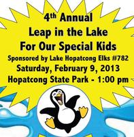 4th Annual Leap in the Lake