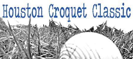 2011 Houston Croquet Classic - benefiting the Sunshine...