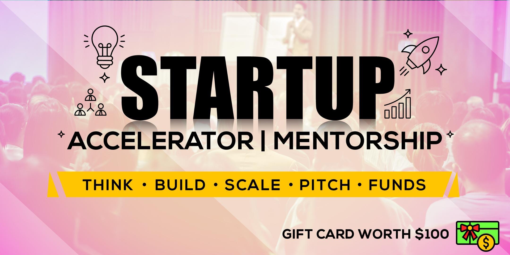 Startup Mentorship Program