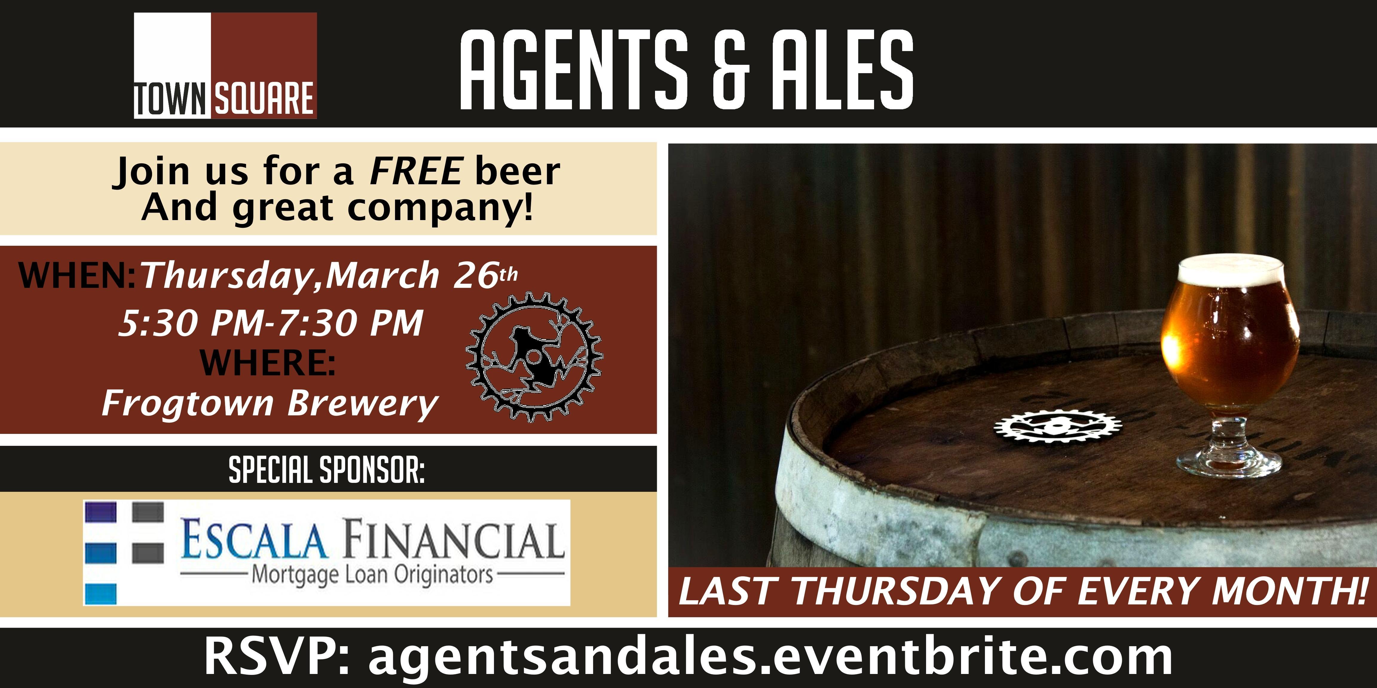 Agents & Ales