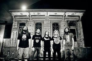 Kylesa & Dark Castle + Lucky Funeral Live in Athens @...