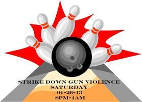Queens County Vikings Strikes Against Gun Violence