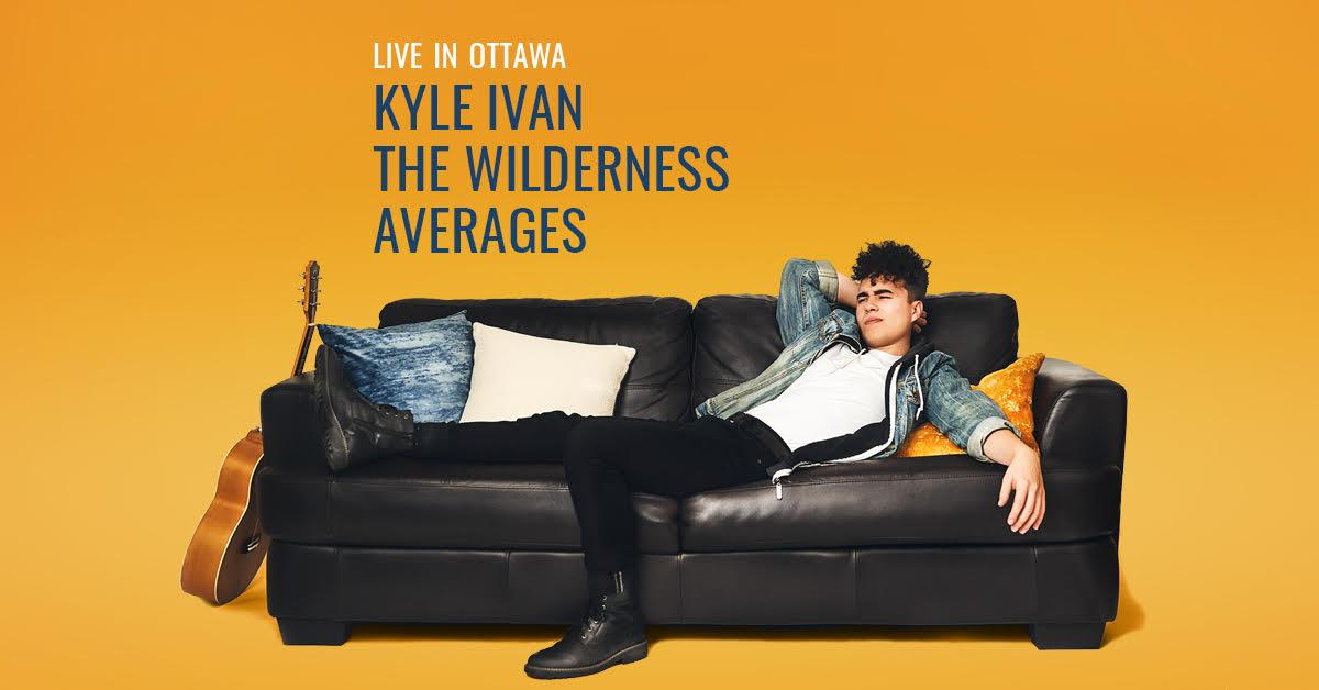 Kyle Ivan / The Wilderness / Averages