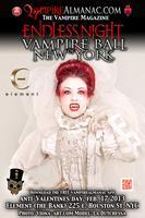 "Endless Night : New York Vampire Ball 2013 ""Anti-Valentines"""