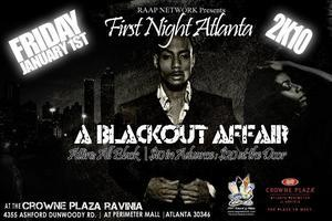 First Night Atlanta 2K10