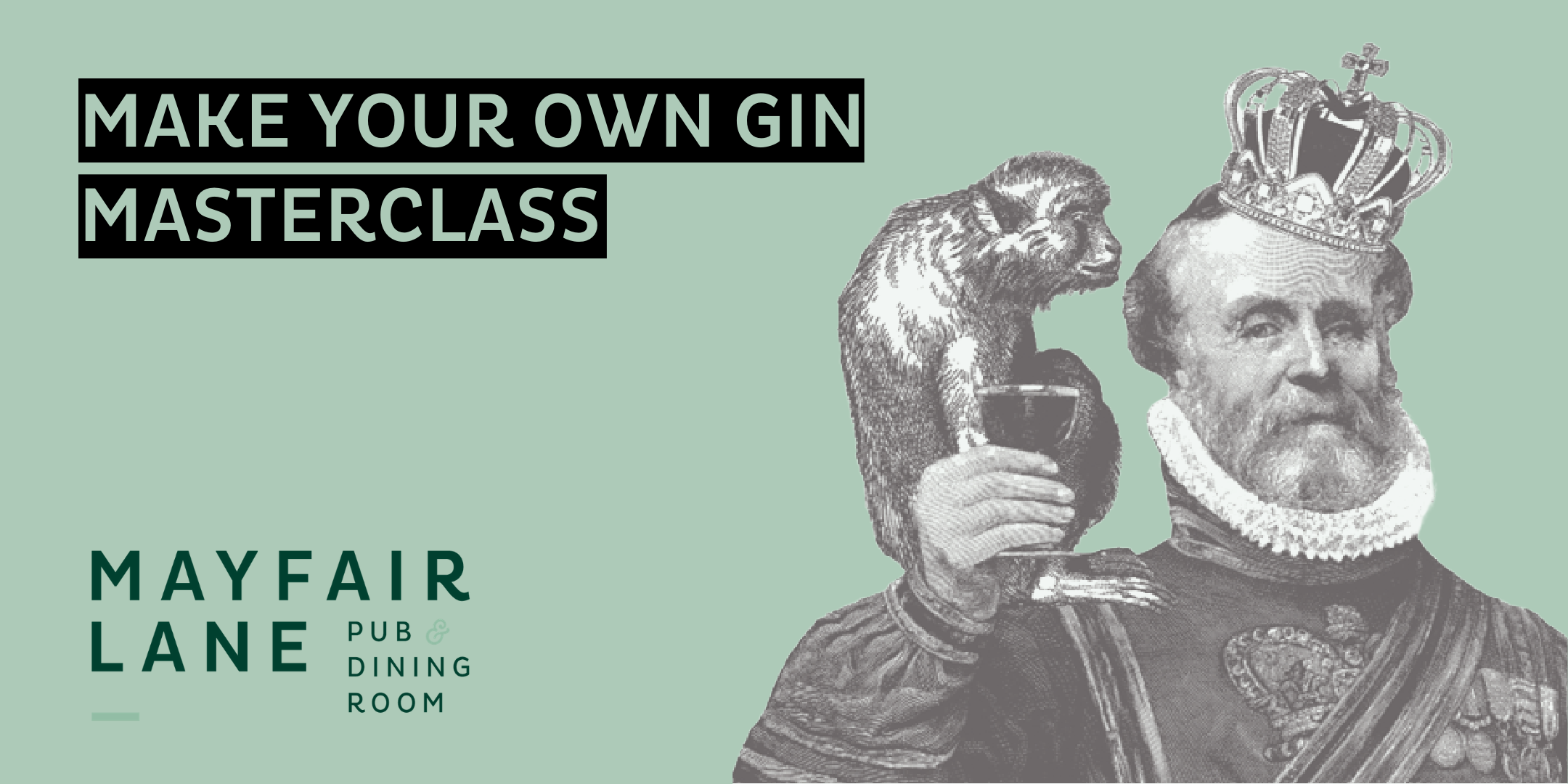 Make Your Own Gin Masterclass!