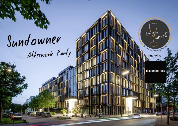 Sundowner Afterwork Party @NOVE München 02.04