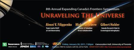 "ASX's 8th Annual ""Expanding Canada's Frontiers""..."