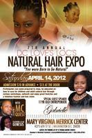 DC Love Locs 7th Annual Natural Hair Expo!