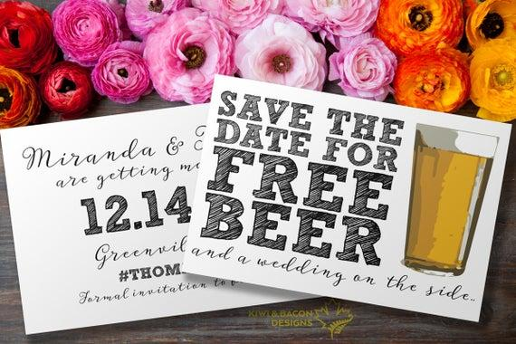 Wedding Planning Needs A Beer- First Round's On Us!