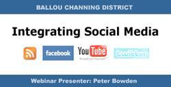 Webinar: Integrating Social Media for UU Congregations