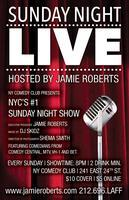 Sunday Night Live! Comedy Show
