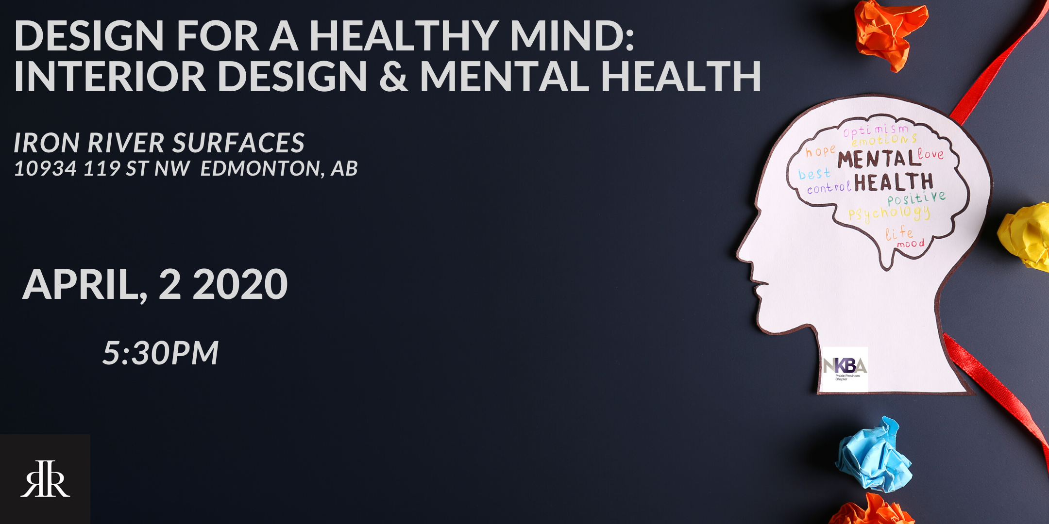 DESIGN FOR A HEALTHY MIND; INTERIOR DESIGN AND MENTAL HEALTH