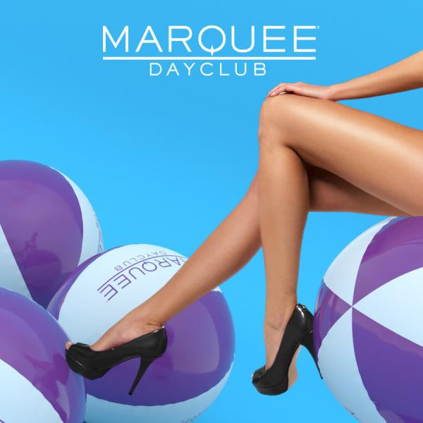 Marquee Dayclub - Vegas POOL PARTY SATURDAYS