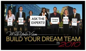 Write your Vision April Event - Ask the Expert (8:00 -...