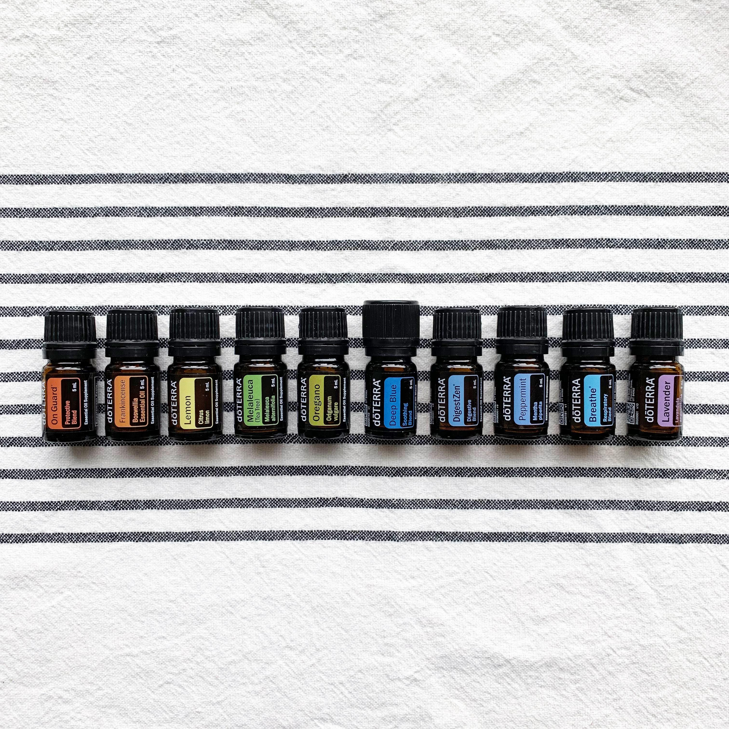 Everyday Wellness with Essential Oils
