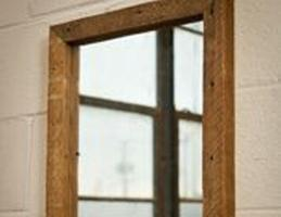 Rustic Mirror - Make It / Take It One-Day Class (COUPLES...
