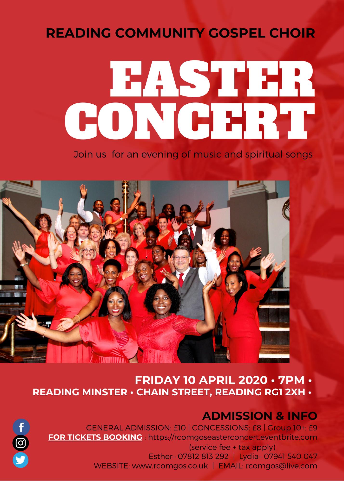 Easter Concert