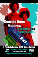 Georgia Anne Muldrow and Dudley Perkins Live!