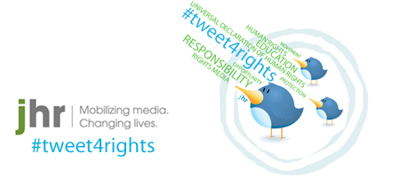 #tweet4rights: An Evening of Rights Media