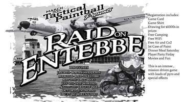 Tacticalpaintball's                Raid on Entebbe