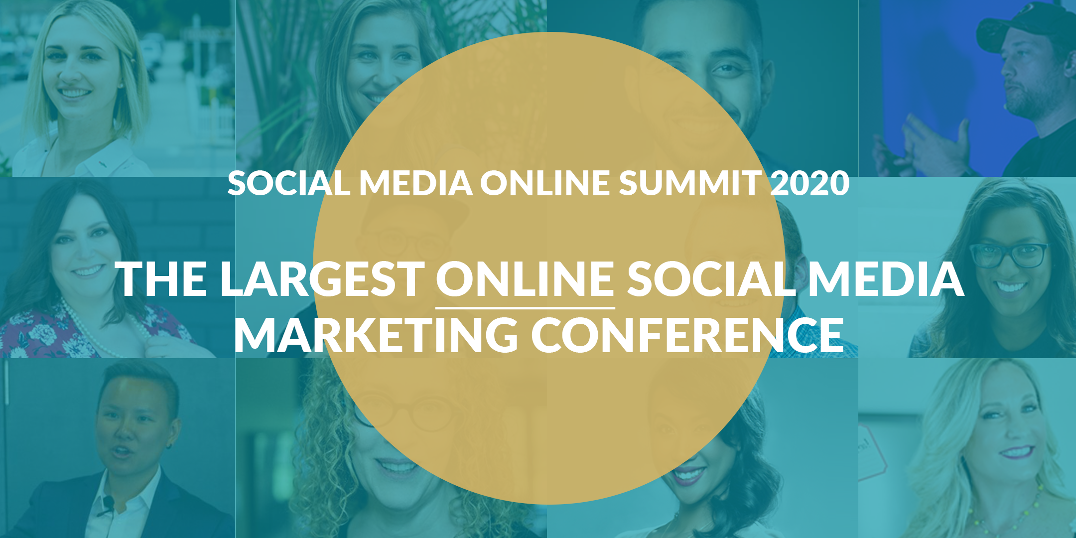 Social Media Online Summit 2020 (Online Conference)