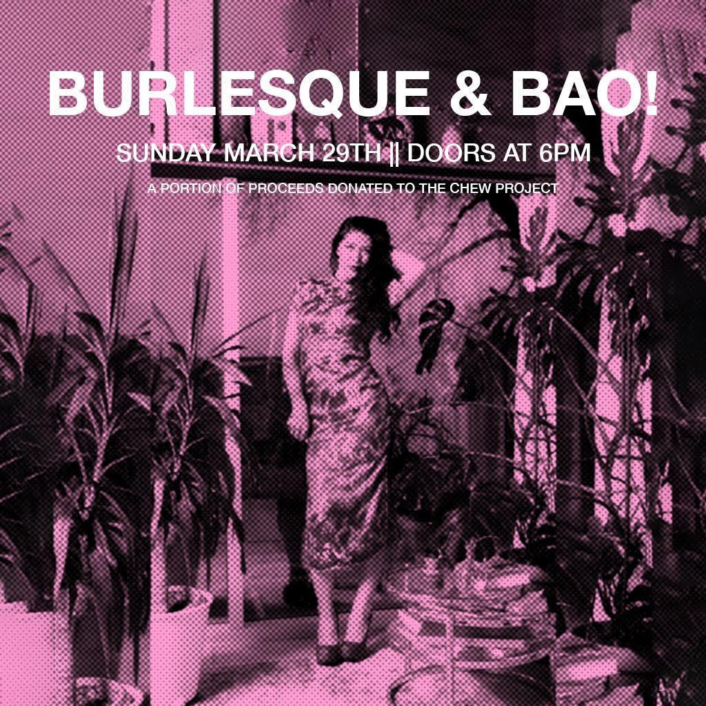 Burlesque & Bao!
