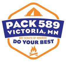 Cub Scout Pack 589 logo