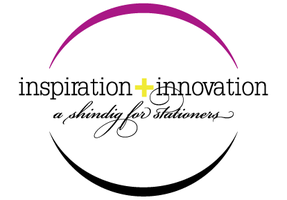 inspiration + innovation ~ a shindig for stationers