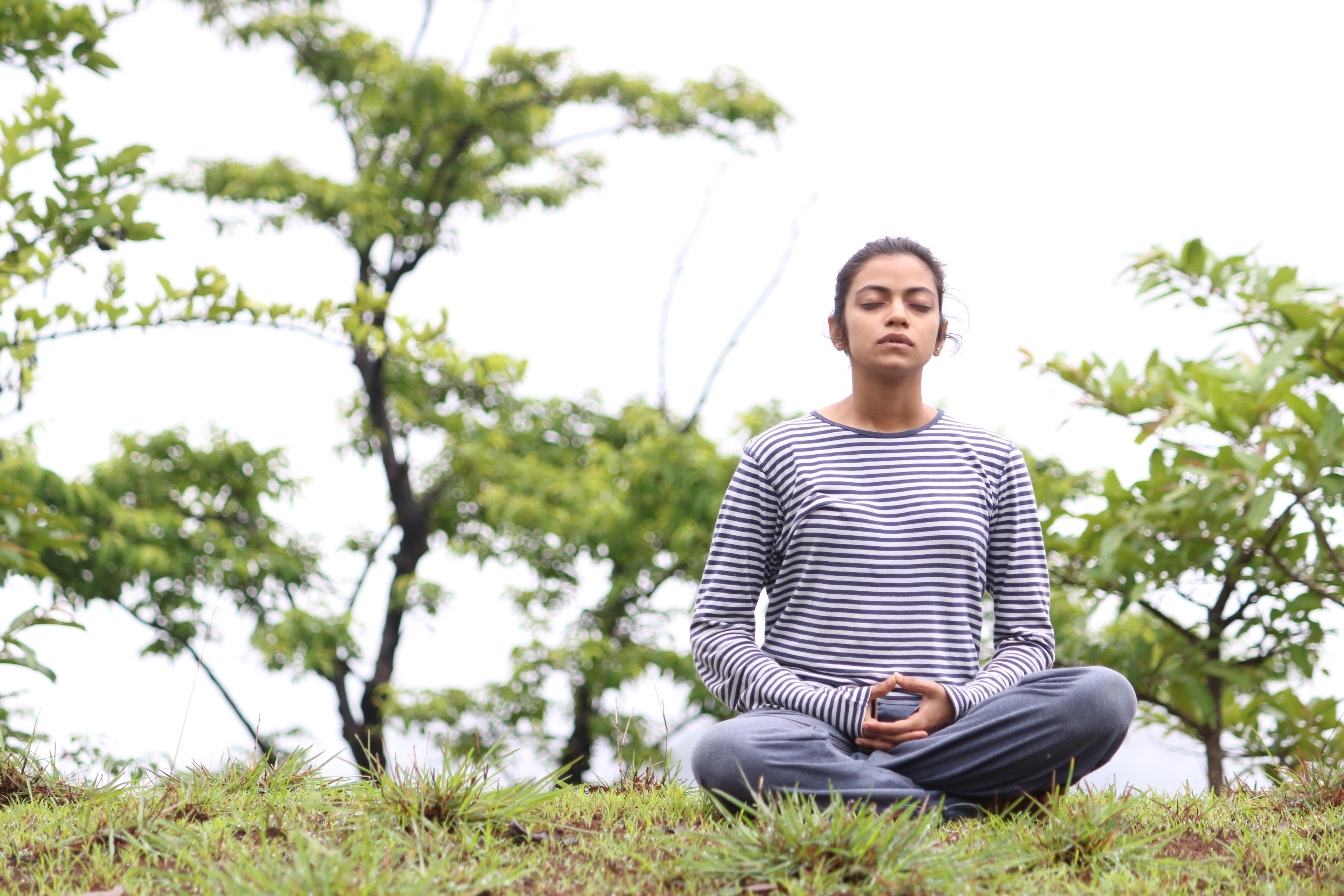 Purusha Seva Project: Free Yoga in Golden Gate Park
