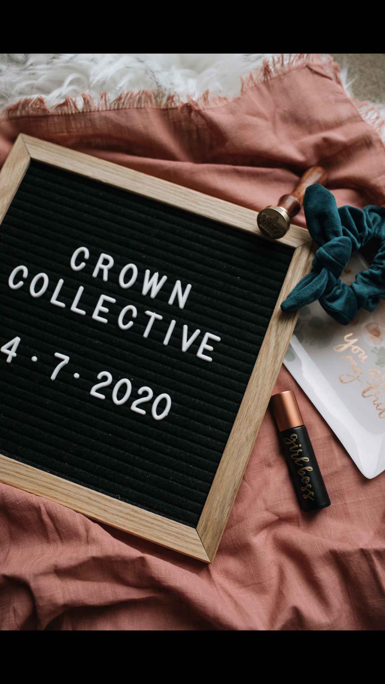 CROWN COLLECTIVE: SOCIAL MEDIA with Jenn Reed