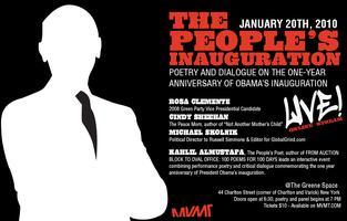 The People's Inauguration: Poetry & Dialogue on the...