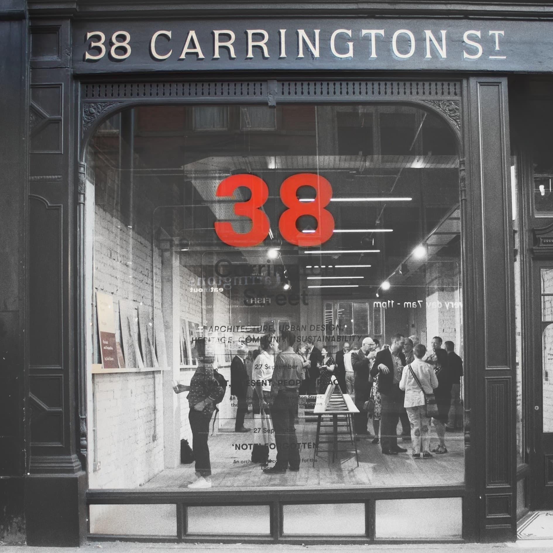 Yoga @ 38 Carrington St - A Series of Four Classes from April - May
