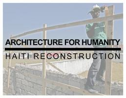 Fundraiser for Haiti Reconstruction
