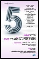 Five Years In Your Ears - APT WMC 2010